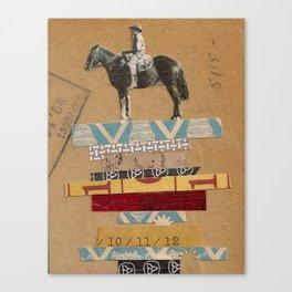 Higher Ground- Sam Canvas Print