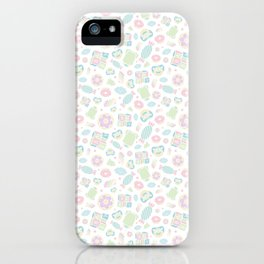 Baby Marshmallow iPhone Case