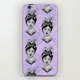Beth's Nest Pattern iPhone Skin