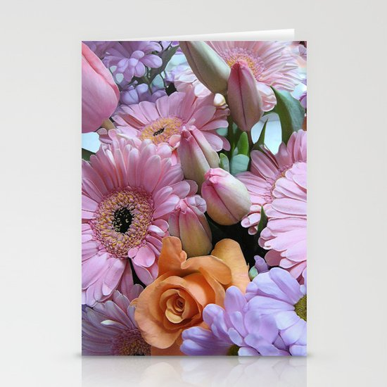 A Pink Mind is a Joy Forever! Stationery Cards