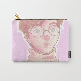 Mr. Worldwide Handsome Carry-All Pouch