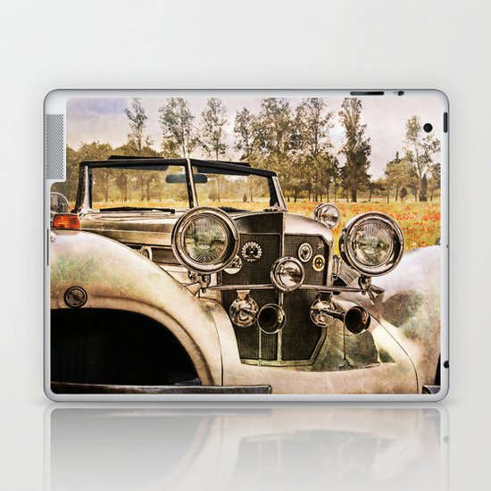 french romantic Laptop & iPad Skin