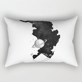 The magic of knowledge. Rectangular Pillow