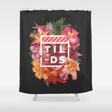 Tilds Shower Curtain