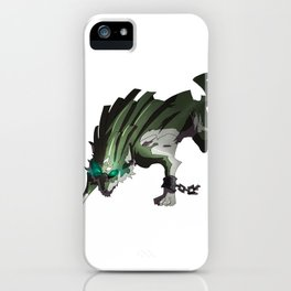Link Wolf iPhone Case