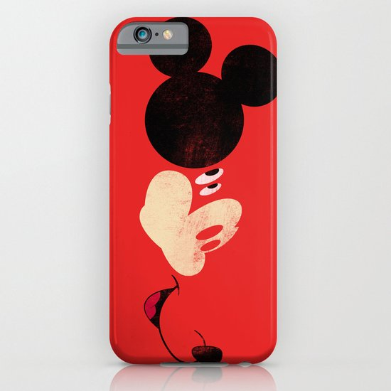 Deconstructing Mickey iPhone & iPod Case