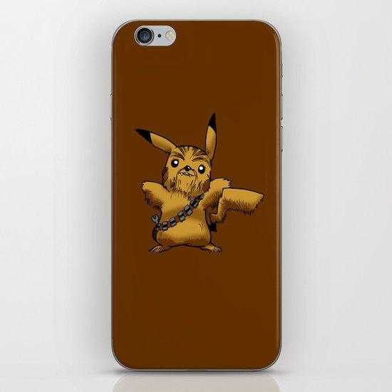 Poké Wars iPhone & iPod Skin