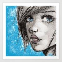 Shannon Art Print