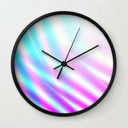 Pretty Litlle Abstract 7 Wall Clock