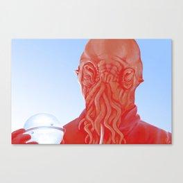 Ood Canvas Print