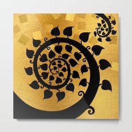 Bodhi Tree0601 Metal Print
