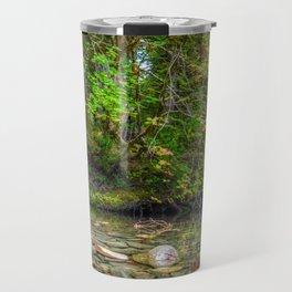 Morning in the Hoh Rain Forest 2 Travel Mug