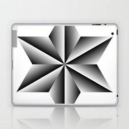 Metal Hexagram Laptop & iPad Skin
