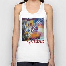 studio Unisex Tank Top
