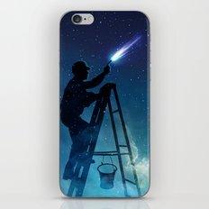 Star Builder iPhone Skin