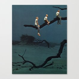 VULTURES Canvas Print