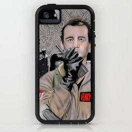 Bill Murray in Ghostbusters iPhone Case