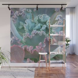Succulent in the Sand Wall Mural