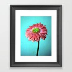 Spring vibes Framed Art Print