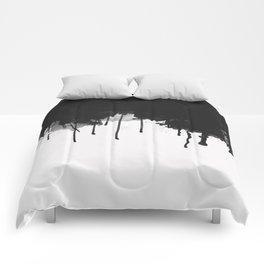 Spilled Ink Comforters