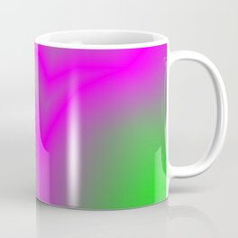 Blurry outlines of lightning with a swirling gap. Coffee Mug