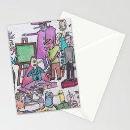 We are all Liars Original Album Art Stationery Cards
