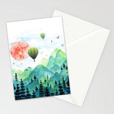 Roundscape Stationery Cards