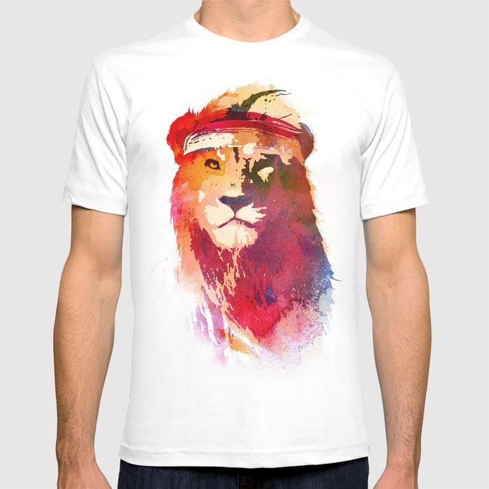 Gym Lion T-shirt