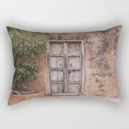 Door Jaigarh Fort Rajasthan Rectangular Pillow