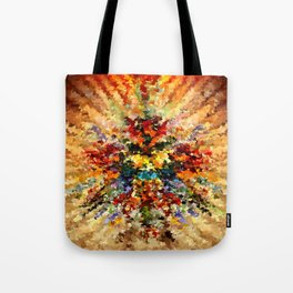 modern composition 10 by rafi talby Tote Bag
