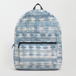 Rustic Indigo Backpack