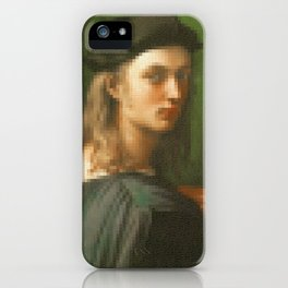 Portrait of Bino Altoviti iPhone Case