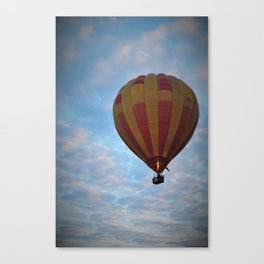 Up up up in the air Canvas Print