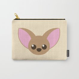 Cute Chihuahua puppy dog Carry-All Pouch