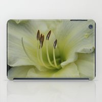lily iPad Cases featuring Lily by IowaShots