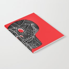 Love Skulls Notebook
