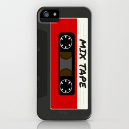 The Mix Tape I iPhone Case