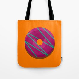 1DONUT - Jazzberry Tote Bag