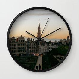 The Sun Will Rise Again Wall Clock