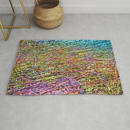 Electric Fence Rug