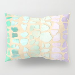 Sea Glass Pillow Sham