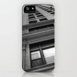 Manhattan Building iPhone Case