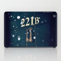 221b iPad Cases featuring Victorian 221B by MarinaArt