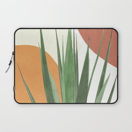Abstract Agave Plant Laptop Sleeve