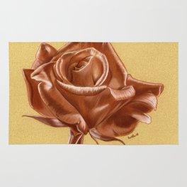 Sanguine Rose Rug