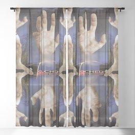 Manetjie Sheer Curtain