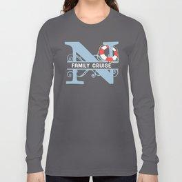 Family Cruise N Long Sleeve T-shirt