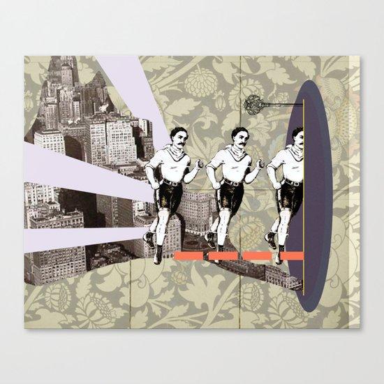 Escapement Canvas Print