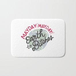 Mayday! Bath Mat