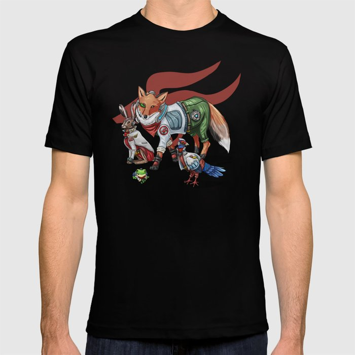 Space Critters T-shirt